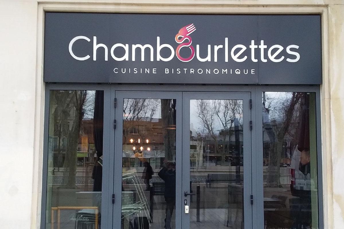 Plastimage - concepteur et fabriquant caissons lumineux à Narbonne & Occitanie - Chambourlette