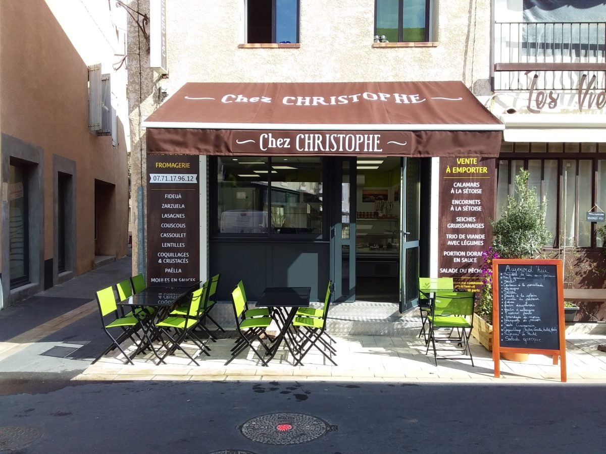 Plastimage - concepteur et fabriquant lambrequins lumineux à Narbonne & Occitanie - Christophe