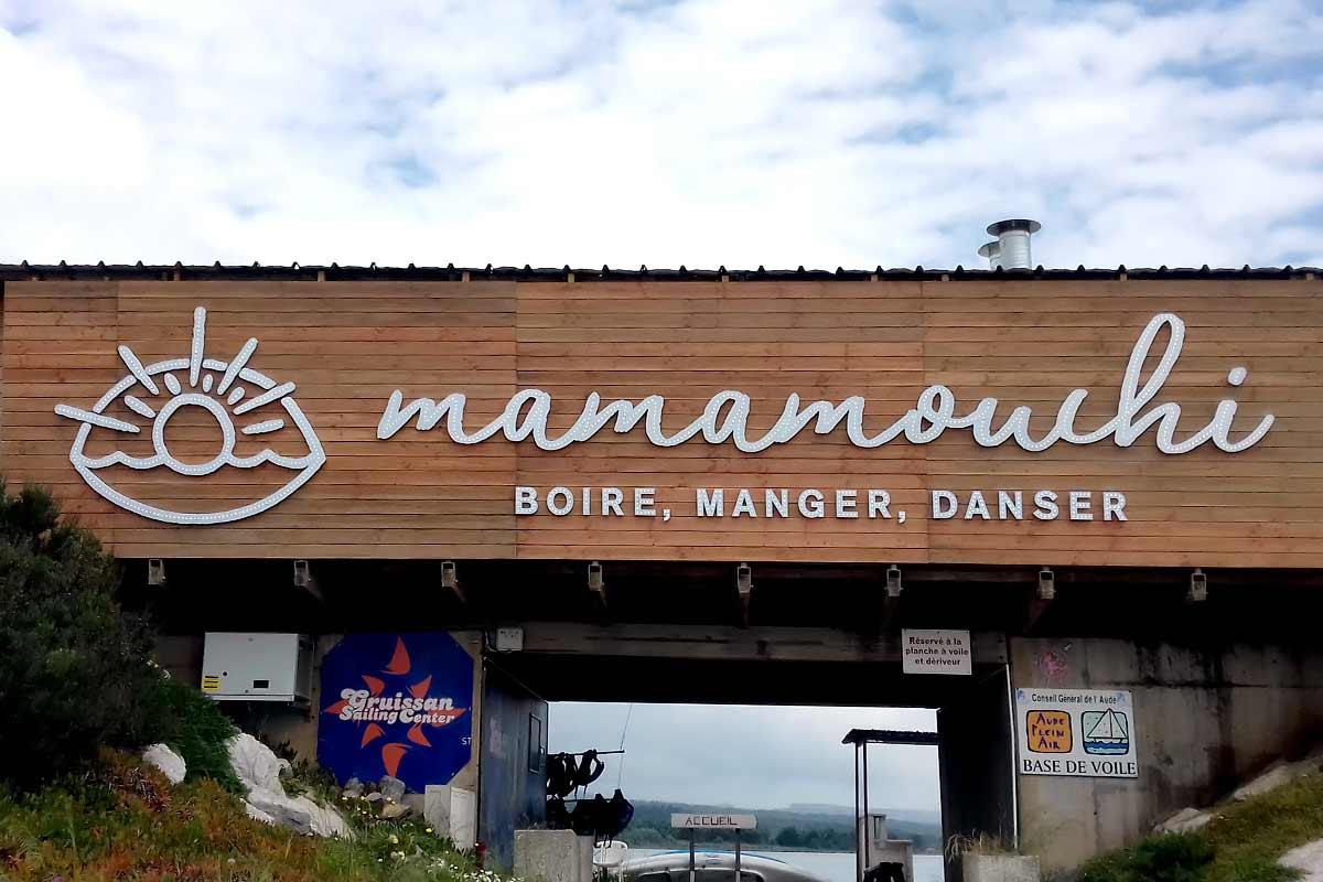 Plastimage - concepteur et fabriquant d'enseignes à Narbonne & Occitanie - Mamouchi
