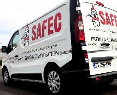 Plastimage - marquage et covering de véhicule à Narbonne en Occitanie - SAFEC