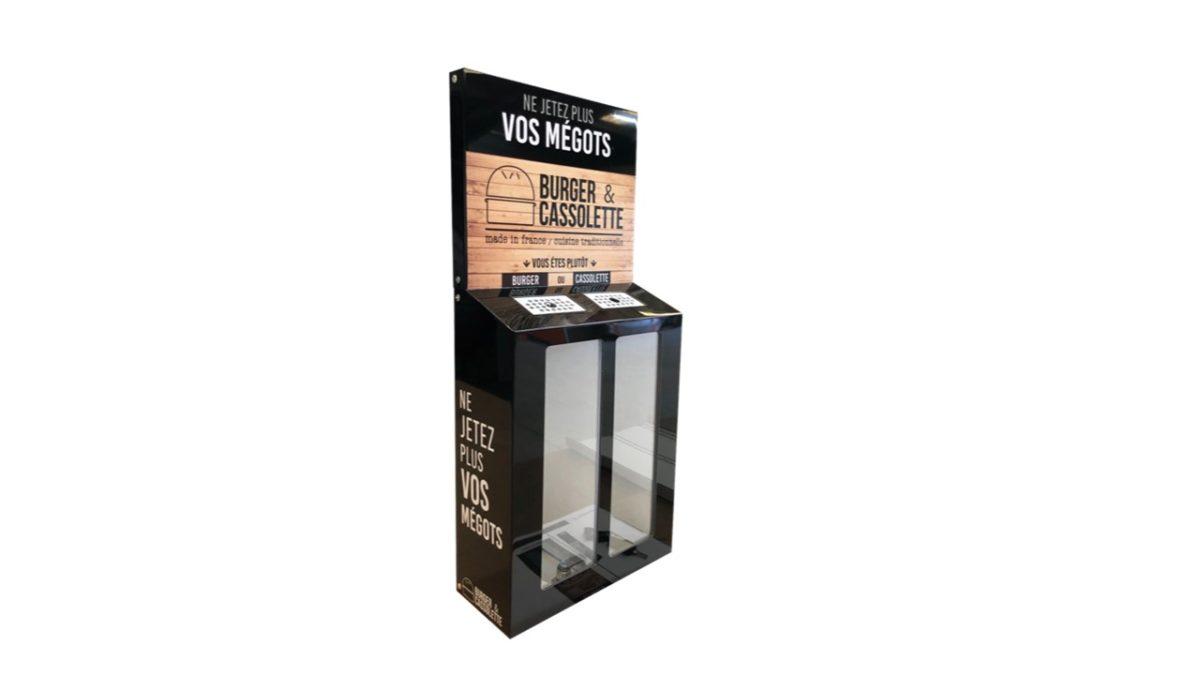 Plastimage - concepteur et fabriquant de Smokbox à Narbonne & Occitanie