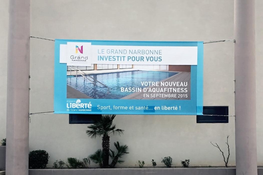 Plastimage - concepteur et fabriquant de bâches évènementielles à Narbonne & Occitanie