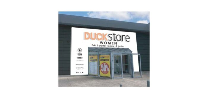 Signalétique clé en main pour DuckStore Narbonne