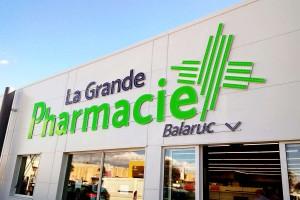 pharmacie balaruc