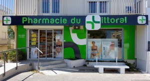 pharmacie littoral